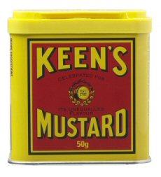 Keen's mustard