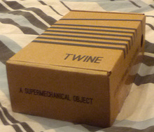 Twine box